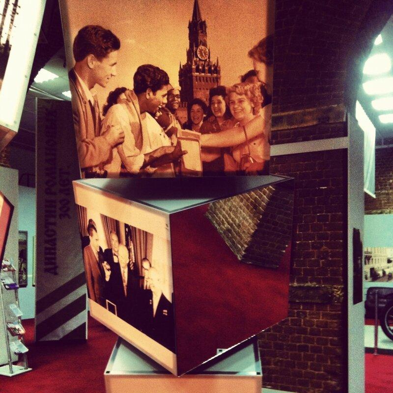 Экспозиции Музея Москвы