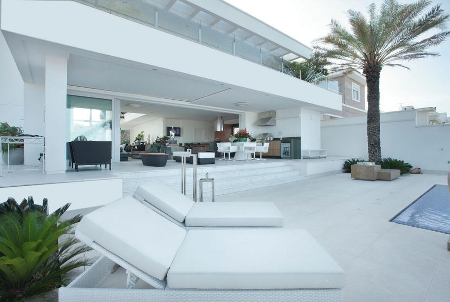 Nj pupogaspar arquitetura - Sublimissime residencia nj pupogaspar arquitetura ...