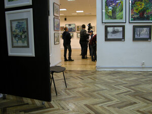 Watercolor Mosaic Exibition