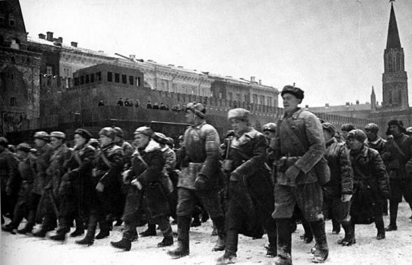 Народное ополчение Москвы