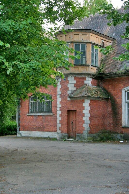 Дача великого князя Бориса Владимировича, Запасной дом