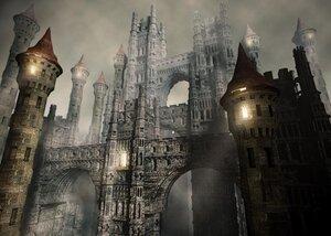 зачарованный замок