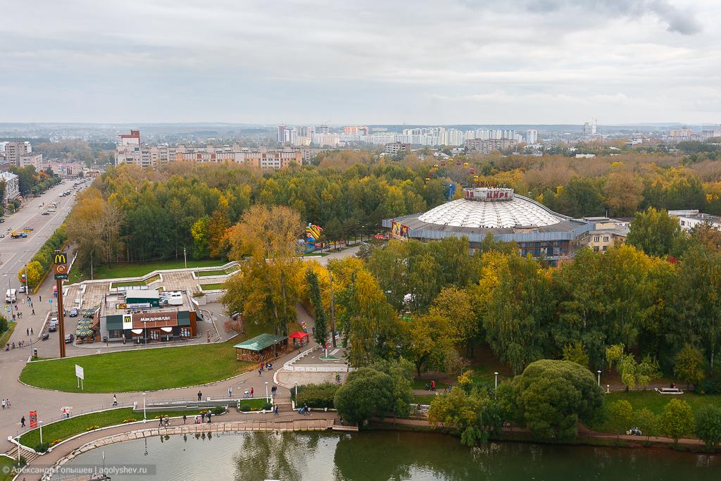 профессиональные фотографии города кирова можно выстраивать центру