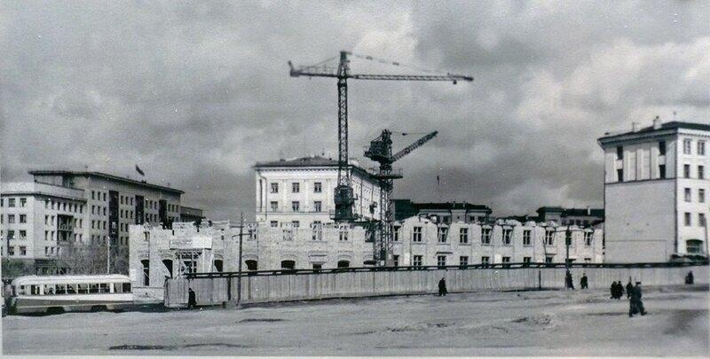 Строительство дома по ул. Цвиллинга, 33