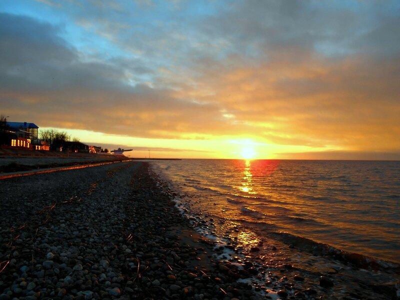 На закате, у моря ... DSCN2676.JPG