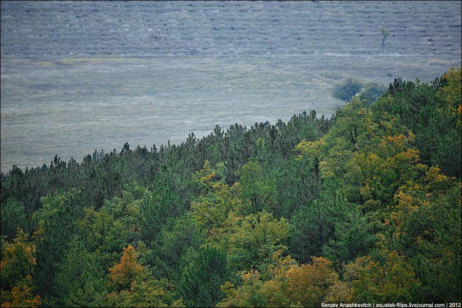 Осень на Шулдане