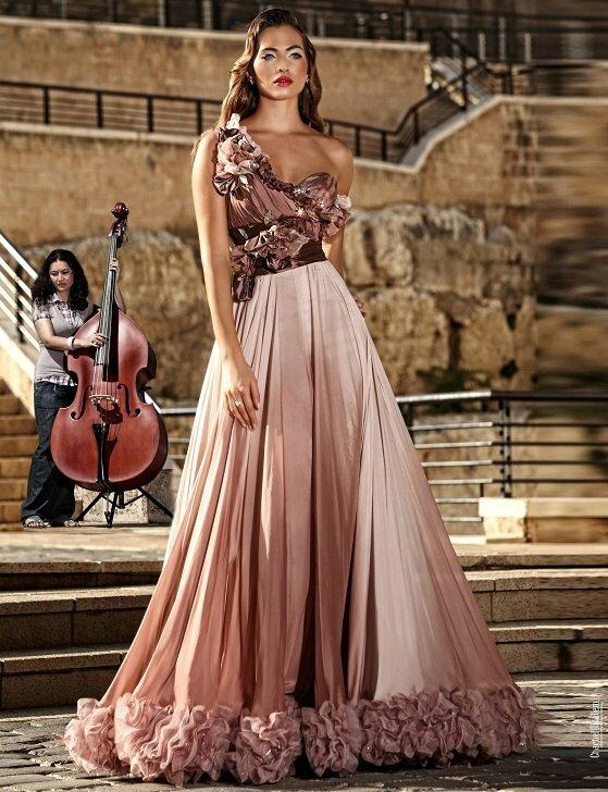 Красивые Платья Вечерние Дорогие