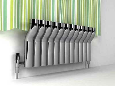 Экран радиаторный как элемент декора.