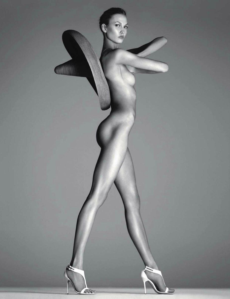 модель Karlie Kloss / Карли Клосс, фотограф Steven Meisel / Эротика в Vogue, Россия спецвыпуск ноябрь 2012