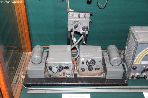 Танк Т-34 - Электрика и проводка