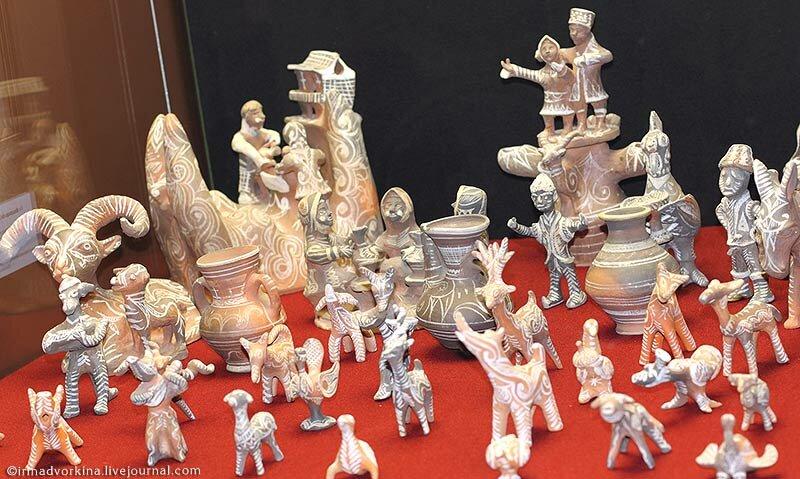 Керамика села Балхар