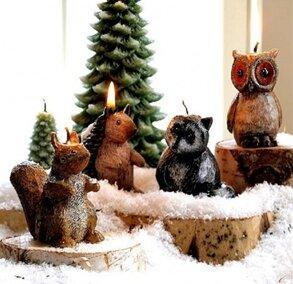 красивые идеи для новогодней сервировки