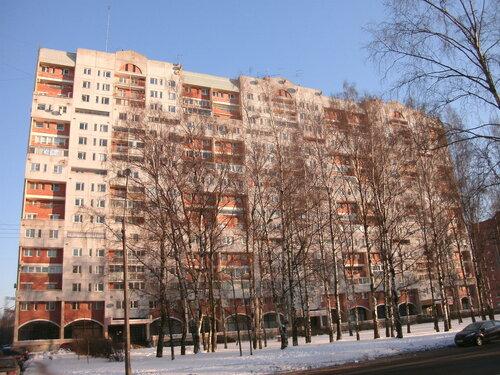 ул. Веденеева 12к1