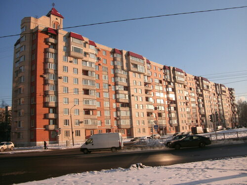 ул. Веденеева 8к1