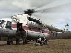 В Приморье прошла тренировка летчиков МЧС
