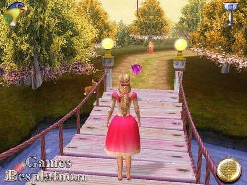 Барби и 12 танцующих принцеcс » скачать бесплатно игры на babyuser.