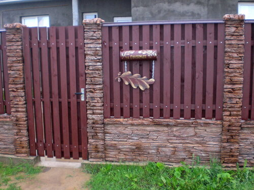 изготовление заборов,Бетонные заборы,concrete fences,заборы из декоративных панелей