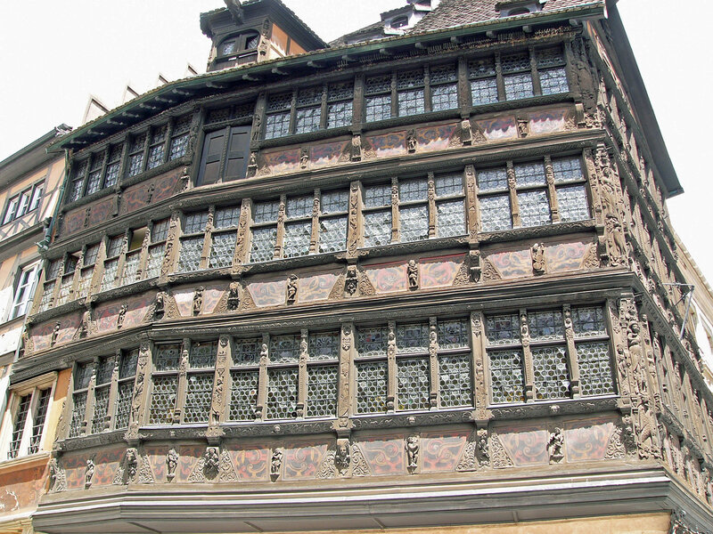 Дом Каммерцеля (фр. Maison Kammerzell)