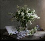 Нежность весны. Автор  Татьяна Еремеева
