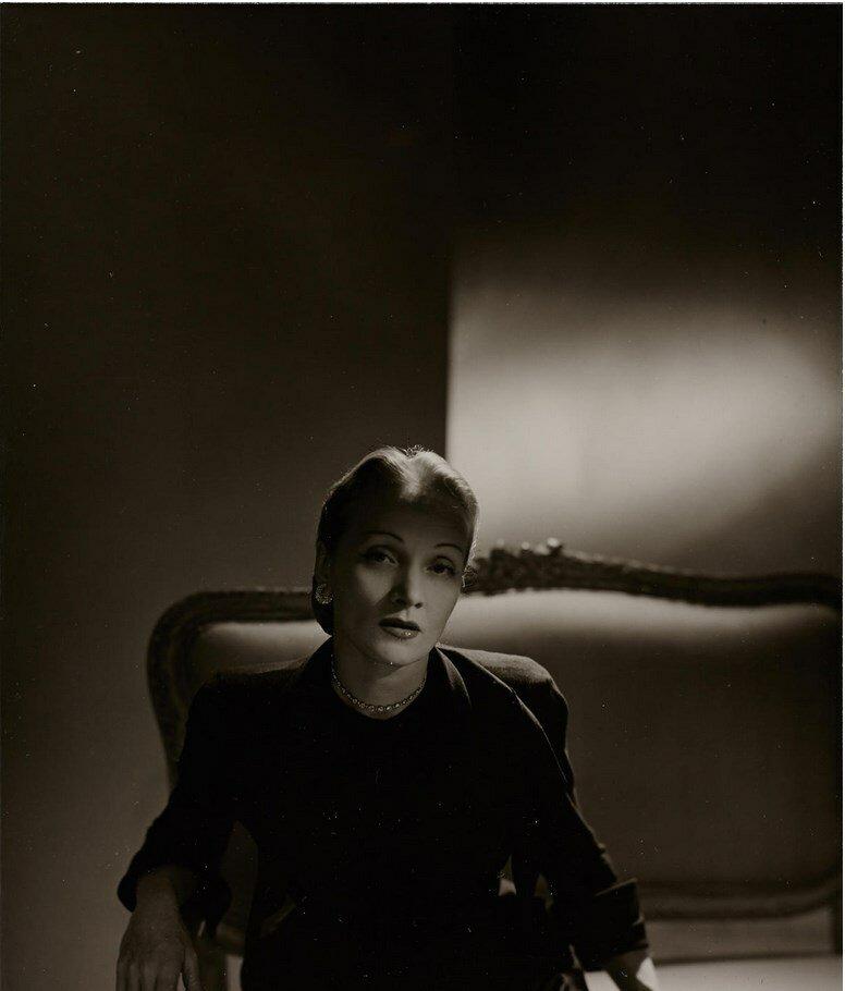 1947. Марлен Дитрих