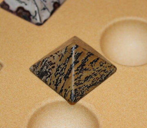 Энергия Камней №54 - Яшма Пикассо