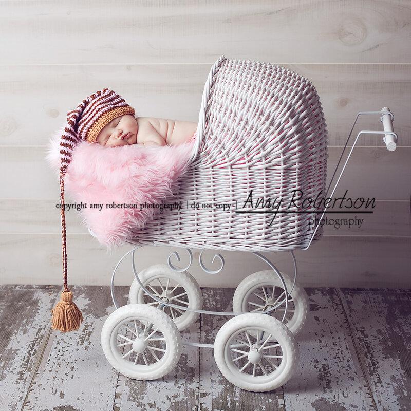 вязанные шапочки для малышей