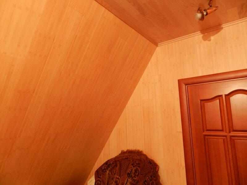 Варианты обшивки стен
