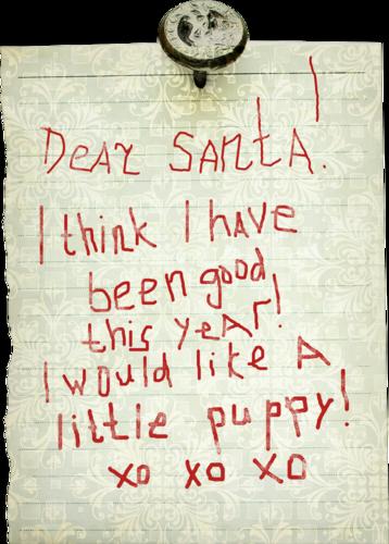 When Santa Comes