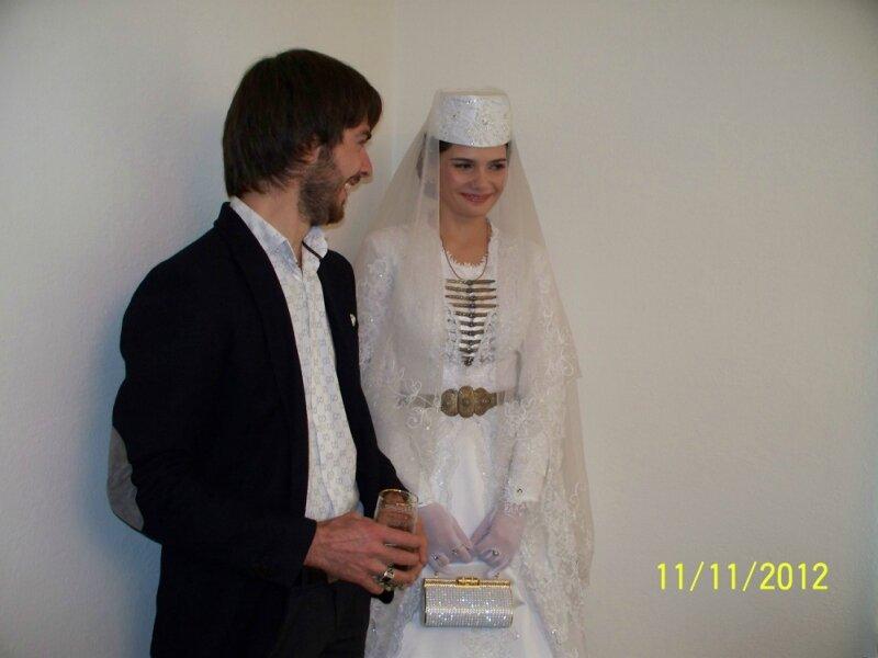Пожелания на свадьбу на ингушском