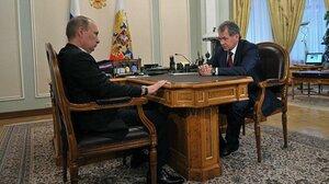 Назначен новый Министр обороны в России