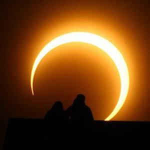 Сегодня произойдёт полное солнечное затмение