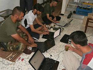 Граждане Сирии остались без сотовой и интернет связи