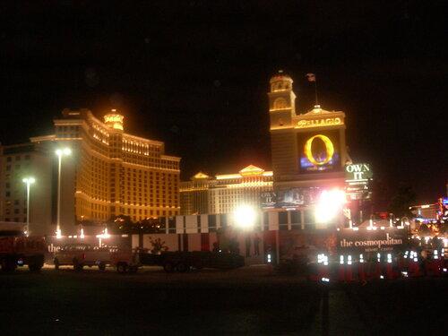 Лас-Вегас. Ускользающая красота.