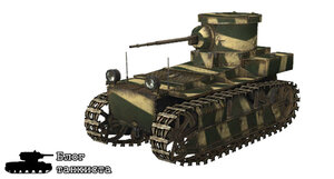 T1 Cunningham в World of Tanks