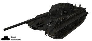 Шкурка для танка E-50 Ausf. M