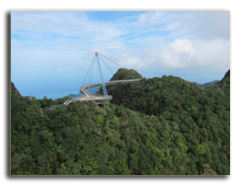 Малайзия. Лангкави. Sky Bridge
