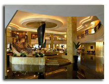 Малайзия. Куала-Лумпур. Shangri-La Hotel. Kuala Lumpur Lobby