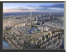 ОАЭ. Дубаи. Бурж Калифа