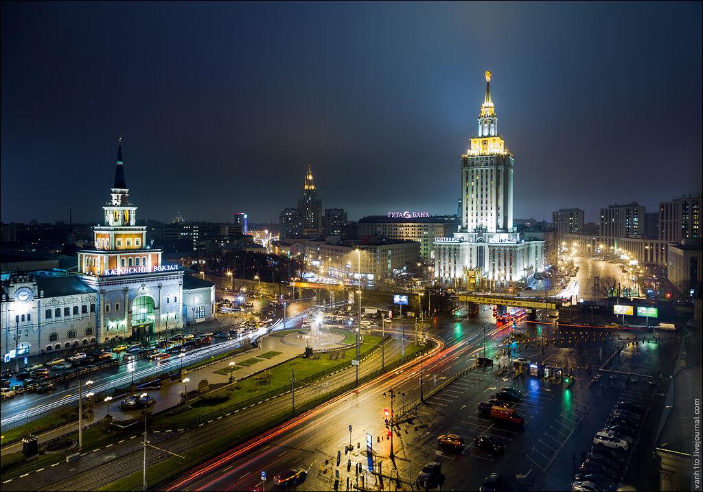 Москва площадь трех вокзалов картинки