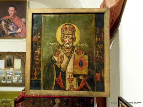 Икона св.Николай Чудотворец.