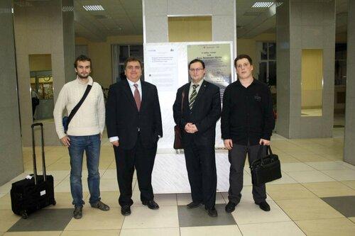 Встреча с Юрием Панчулом - старшим инженером Американской компании MIPS Technologies