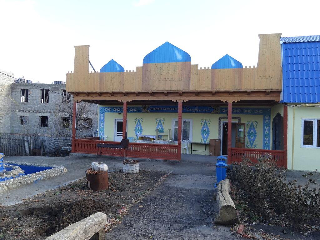 "Узбекская чайхана ""Согдиана"""