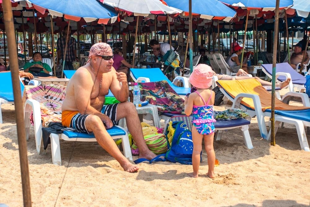 Пляж Банампхе Ban Amphur