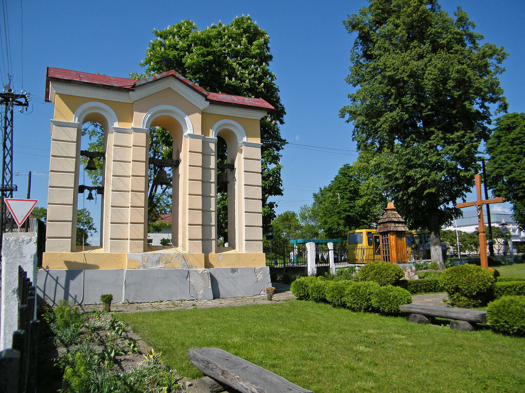 Жолква, Крехов, города Украины