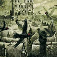 Benjamin Lacombe, Notre Dame de Paris