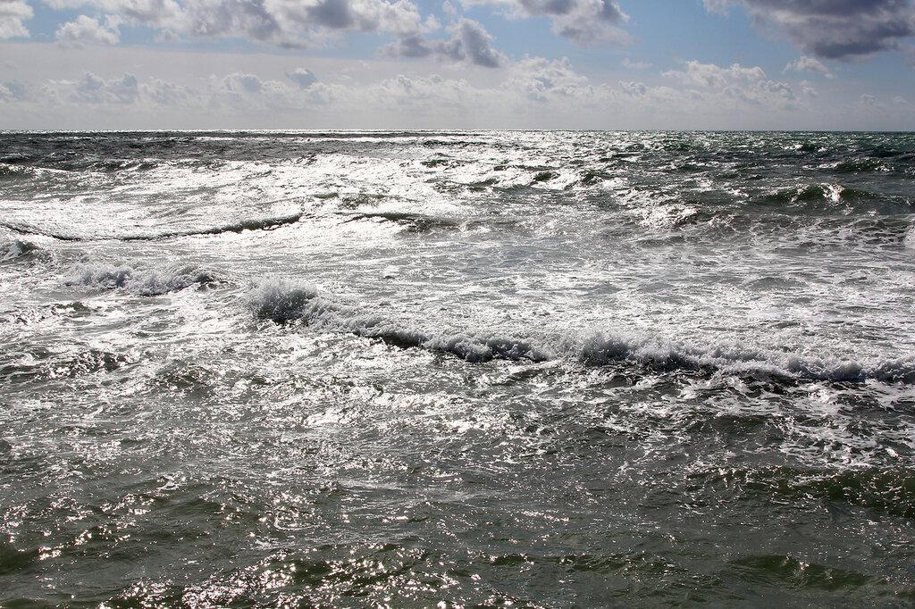 Италия - море осенью