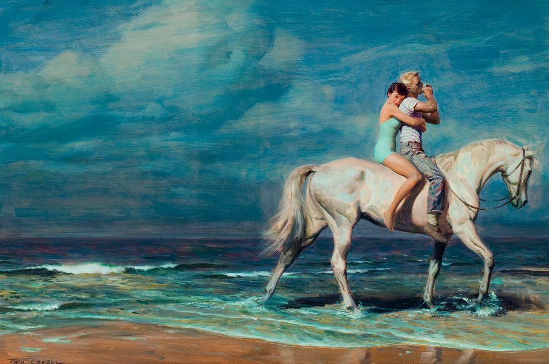 Tom Lovell: романтика и немного опасности
