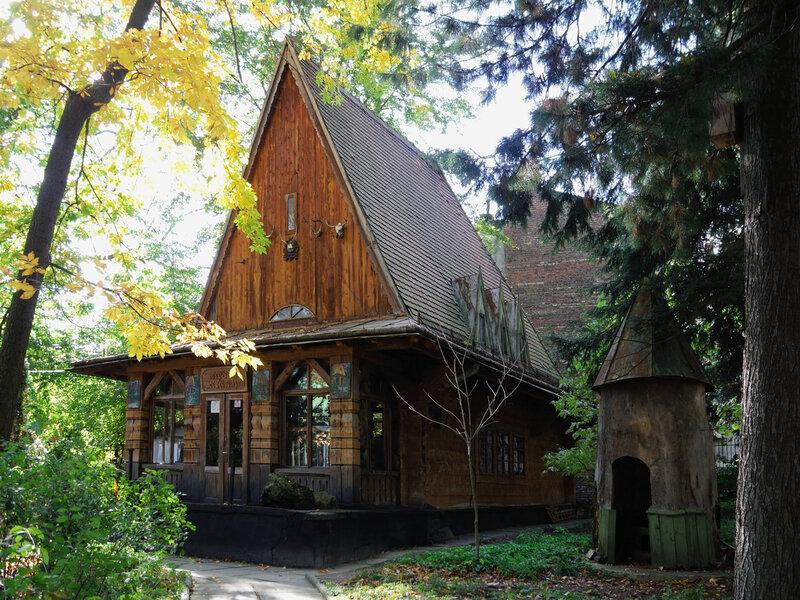 Музей лесной фауны
