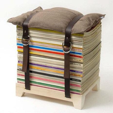 Журнально-газетный стул