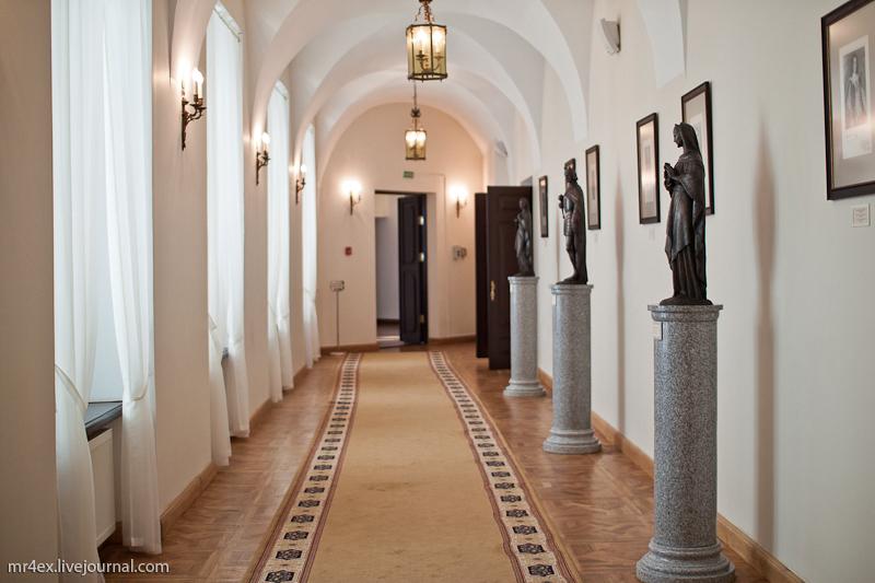 Интерьер замка Радзивиллов